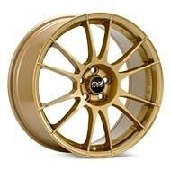 O.Z. Ultraleggera Gold Painted Wheels