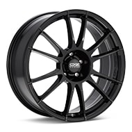 O.Z. Ultraleggera HLT Gloss Black Painted Wheels