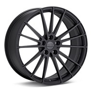 O.Z. Racing Atelier Forged Ares Anodized Black Wheels