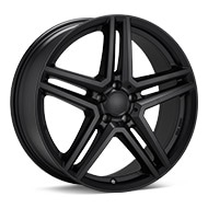 Rial M10X Black Painted Wheels