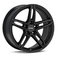 Rial P10 Black Painted Wheels