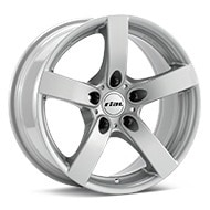 Rial Salerno Silver Painted Wheels