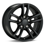 Rial X10 Black Painted Wheels