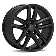 Rial X10X Black Painted Wheels