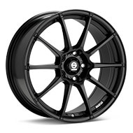 Sparco Assetto Gara Black Painted Wheels