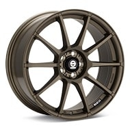Sparco Assetto Gara Bronze Painted Wheels
