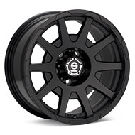 Sparco Dakar Black Painted Wheels