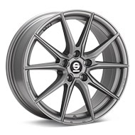 Sparco DRS Light Grey Painted Wheels