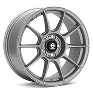 Sparco FF-1 17 Light Grey Painted Wheels