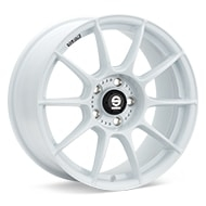 Sparco FF-1 17 White Painted Wheels