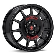 Sparco Terra SE Gloss Black Painted Wheels