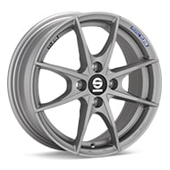 Sparco Trofeo 4 Light Grey Painted Wheels
