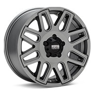 Sport Terrain Dune 5-lug Light Grey Painted Wheels