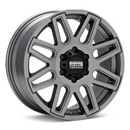 Sport Terrain Dune 6-lug Light Grey Painted Wheels
