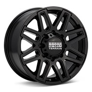 Sport Terrain Dune 8-lug Black Painted Wheels