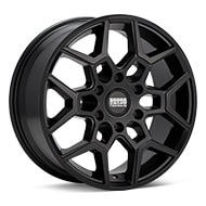 Sport Terrain Oasis 6-lug Black Painted Wheels