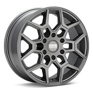 Sport Terrain Oasis 6-lug Light Grey Painted Wheels