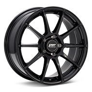 Sport Edition A10-2 Gloss Black Painted Wheels