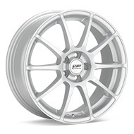 Sport Edition A10 Bright Silver Paint Wheels