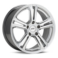 Sport Edition A11 Bright Silver Paint Wheels