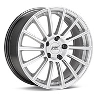 Sport Edition A13 Bright Silver Paint Wheels