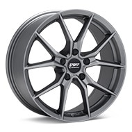 Sport Edition A15 Matte Titanium Wheels