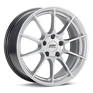 Sport Edition A16 Hyper Silver Wheels