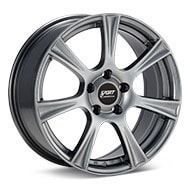 Sport Edition A8-2 Dark Silver Paint Wheels
