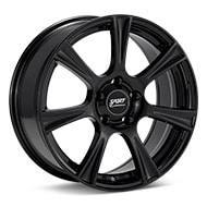 Sport Edition A8-2 Gloss Black Painted Wheels