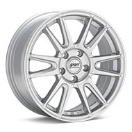 Sport Edition CS Silver Painted Wheels