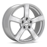 Sport Edition F11 Silver Painted Wheels