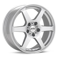 Sport Edition F12 Silver Painted Wheels