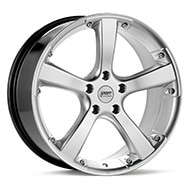 Sport Edition KV5 Silver Painted Wheels