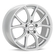 Sport Edition P3 Bright Silver Paint Wheels