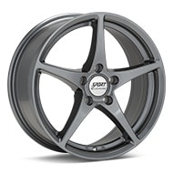 Sport Edition P4 Anthracite Painted Wheels