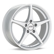 Sport Edition P4 Bright Silver Paint Wheels