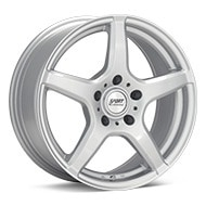 Sport Edition SE-17 Silver Painted Wheels