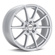 Sport Edition WX9 Bright Silver Paint Wheels