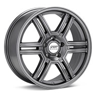 Sport Edition X1 Anthracite Painted Wheels