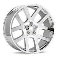 Sport Muscle M10 Chrome Plated Wheels