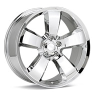 Sport Muscle M8 Chrome Plated Wheels