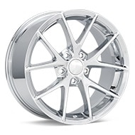 Sport Muscle SM18 Chrome Plated Wheels