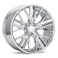 Sport Muscle SM28 Chrome Plated Wheels