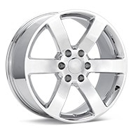 Sport Muscle SM32 Chrome Plated Wheels