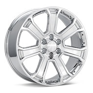 Sport Muscle SM49 Chrome Plated Wheels