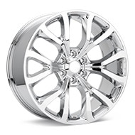 Sport Muscle SM52 Chrome Plated Wheels