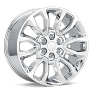 Sport Muscle SM53 Chrome Plated Wheels
