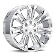 Sport Muscle SM55 Chrome Plated Wheels