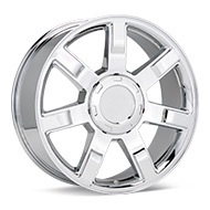 Sport Muscle V11 Chrome Plated Wheels