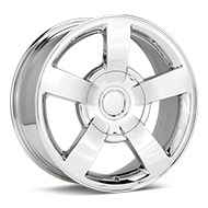 Sport Muscle V30 Chrome Plated Wheels